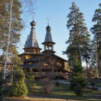 Церковь Новомучеников и Исповедников Российских :: Олег Манаенков