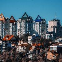 Киев на кануне осени :: Илона Рукобратская