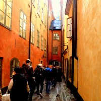 на улочках старого города  1 :: Сергей