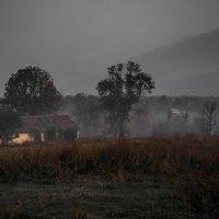 Вечер над селом :: Vano Shumeiko