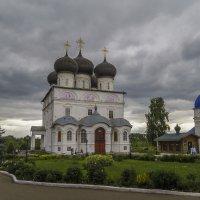 Успенский Трифонов монастырь :: Сергей Цветков