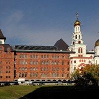 Поволжский православный институт имени святителя Алексия. Тольятти. Самарская область :: MILAV V
