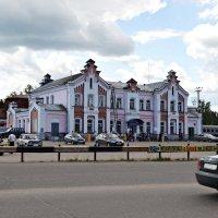Вокзал :: Ната57 Наталья Мамедова
