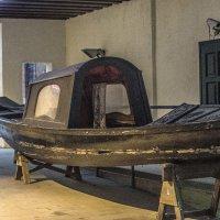 Venice. Gondola of the 19th century. :: Игорь Олегович Кравченко