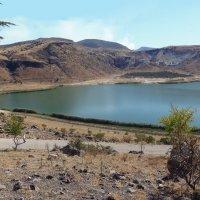 Вулканическон озеро Нар :: Наталья Ильина