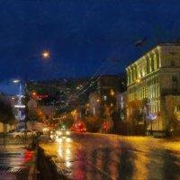 Городские зарисовки :: Светлана marokkanka