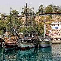 В гавани Антальи :: Nina Karyuk