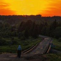 Куда приведёшь дорога дальняя :: Владимир Максимов