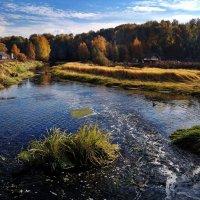 На реке :: Сергей Малашкин