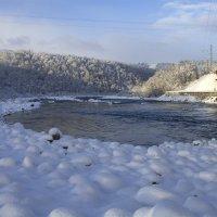 Первый снег :: Светлана marokkanka