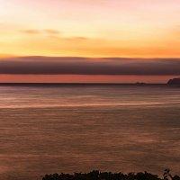 Тихий океан после захода солнца :: Svetlana Galvez