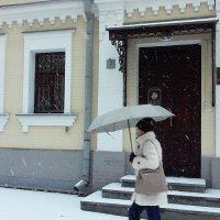Первый снег... :: Тамара Бедай