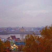 Утро туманное... :: Наталья Сазонова