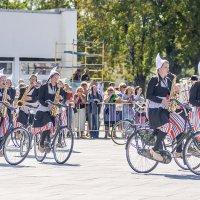 Оркестр на велосипедах «Крещендо» :: Борис Гольдберг