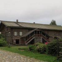 Дом на севере :: Вера Щукина