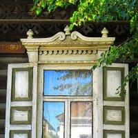 Окна старого города :: Ирина АЛЕКСАндрович