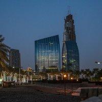 ночной современный Дубай :: Георгий А