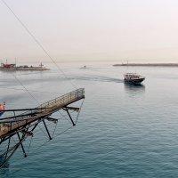 Ворота в порт «Акдениз» :: Nina Karyuk