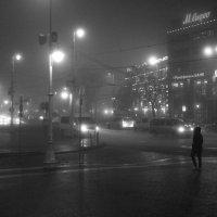 Туман в городе. (6) :: Дмитрий Олегович