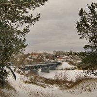 Всё тот же вид, всё тот же мост. :-) :: Михаил Полыгалов