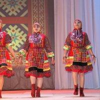 Фестиваль финно-угорской культуры :: Вячеслав & Алёна Макаренины