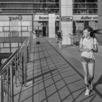 На вокзале :: Алексей Ануфриев