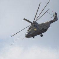 Самый большой вертолёт в мире :: Евгений Седов