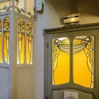 окно и дверь Арт Модерн Гектора Гимара :: Георгий А