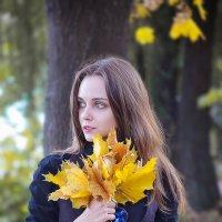 Осенний портрет :: Anny Riddle