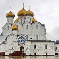 Успенский кафедральный собор Ярославля :: Юрий Шувалов