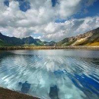 небесно-водная феерия :: Elena Wymann