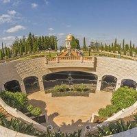 Храм Бахаи в Хайфе :: Владимир Демчишин