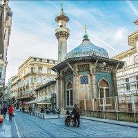 Мечеть Хобьяр в Стамбуле :: Ирина Лепнёва
