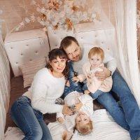 Позитивная семья :: Константин Воробьёв