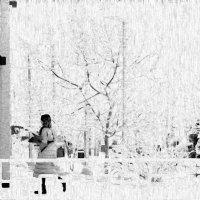 Зимнее утро на Капитанской :: Екатерина Торганская