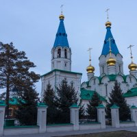 Кафедральный собор Благовещенский. :: Роман Синельников