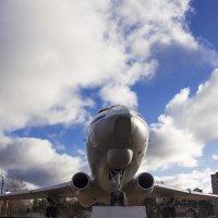 И снова самолет... :: ТатьянА А...