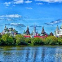 Летом в Измайлово :: Oleg S