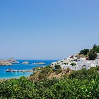 Прекрасный остров Родос :: Анастасия Володина