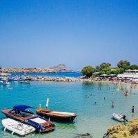 Прекрасные пляжи Родоса :: Анастасия Володина