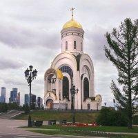 2.Храм Георгия Победоносца :: Николай Мартынов