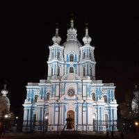 Смольный собор :: Владимир Петухов