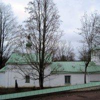Церковь святых Сергия и Никандра. Изборск. :: Ирина ***