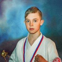 Чемпион. :: Евгений Тайдаков