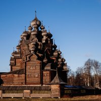 Покровская церковь :: Юрий Слепчук