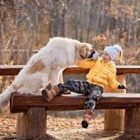Ну дай я тебя поцелую, моя хозяйка! :: Наталья Мячикова
