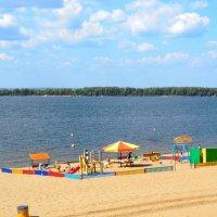 Самарский пляж :: Надежда