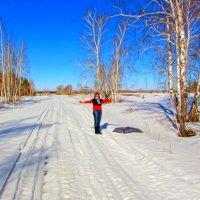 Здравствуй зима! :: Владимир