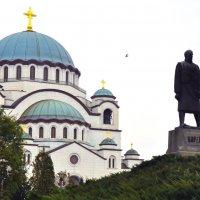 Храм Святого Саввы :: vg154