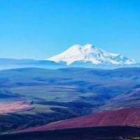 """Вид с горы """"Джуца"""" :: Диана"""